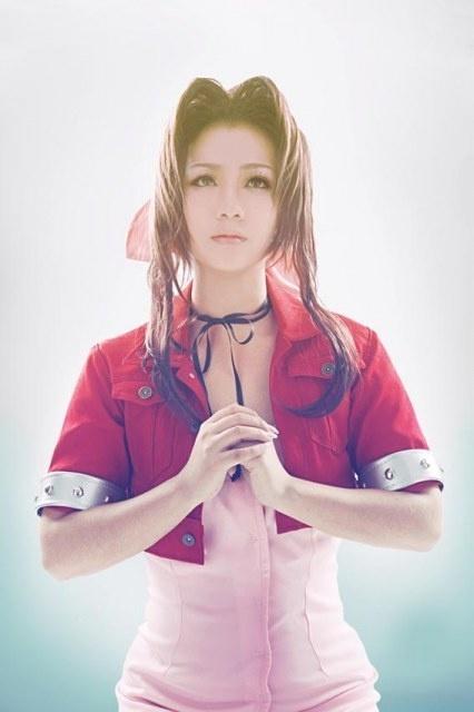 超高还原度 最终幻想 经典女性角色cos图赏