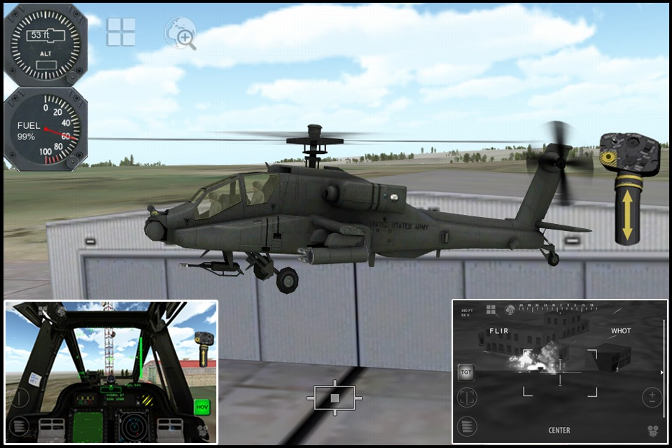 阿帕奇直升机