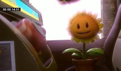《植物大战僵尸2》动画片截图图片