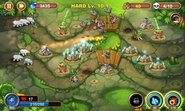 城堡突襲2安卓內購破解版游戲下載V3.3.4