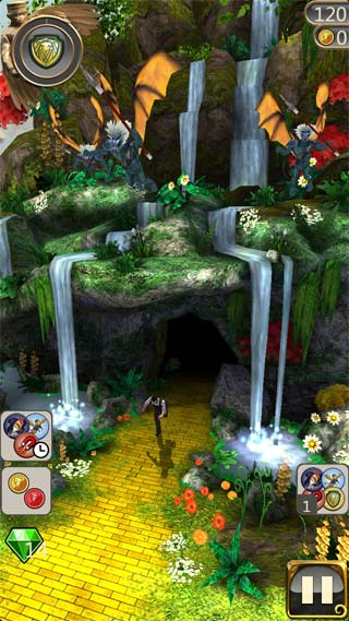 《神庙逃亡:魔境仙踪》攻略及道具解析