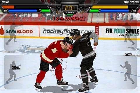 冰球格斗完整版 电脑版下载  游戏截图