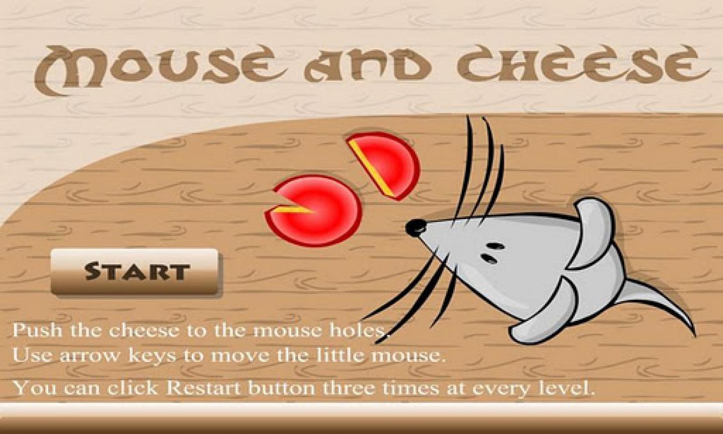 鼠与奶酪推箱子 Mouse an._下载_攻略_安卓版