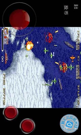 雷电飞机游戏