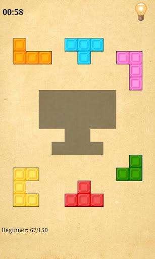 高速下载 简介:《积木之谜(clever blocks)》是一个俄罗斯方块风格的