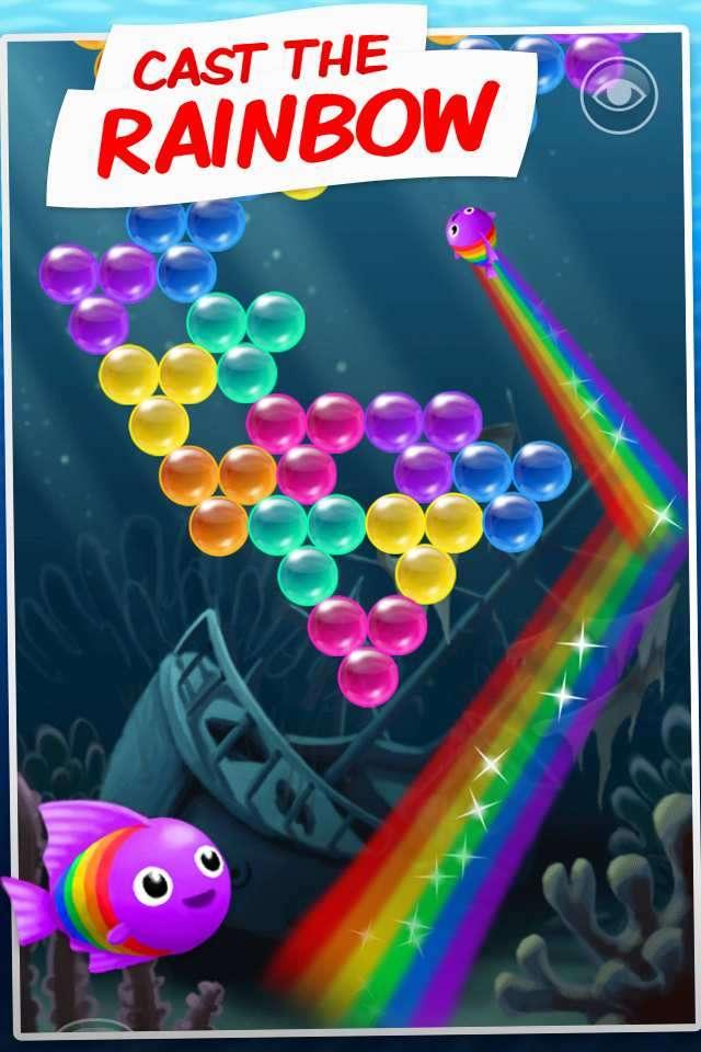 泡泡龙:海底狂舞