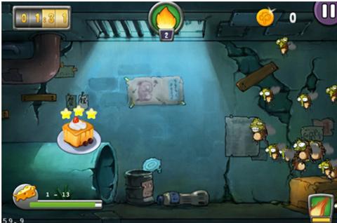 创新玩法塔防《疯狂苍蝇》即将火爆上线