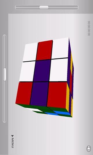 魔方3d立体手绘图