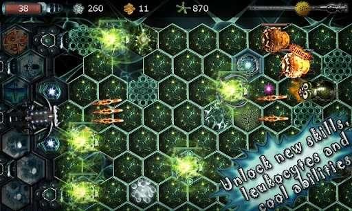 安卓游戏首页 > 细胞星球(高清完整版)   免费下载 游戏类型:塔防