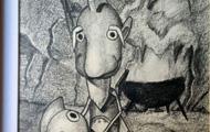 玩家素描手绘作品欣赏