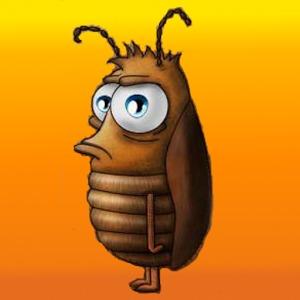 卡通蟑螂 stop,蟑螂卡通简笔画,灭蟑螂卡通 第3页 大山谷图库