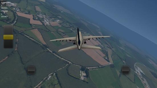 3d模拟飞机驾驶