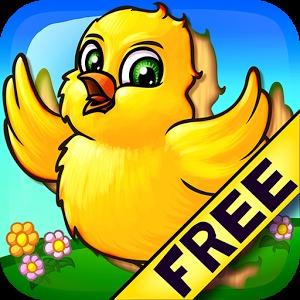是一款休闲游戏,让您的孩子在学习图形的同时,认识可爱的小动物们,将