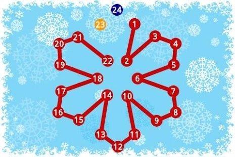 普通下载 高速下载 简介:圣诞节神秘图,一款专门为孩子们准备的小