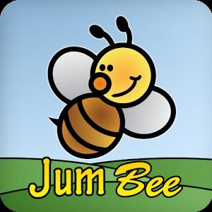 看图猜成语5只蜜蜂和一个向上的