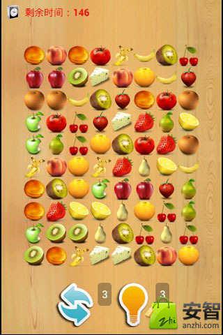 水果经典连连看