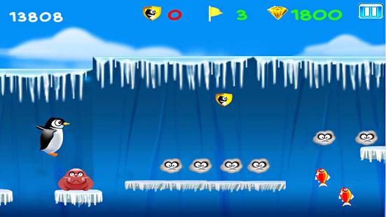 奔跑的企鹅_奔跑的企鹅官网