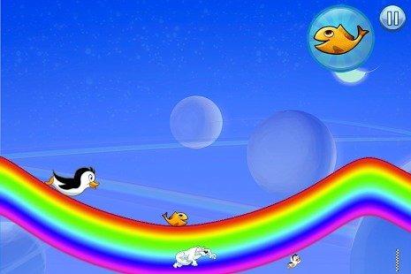 企鹅:自由飞翔