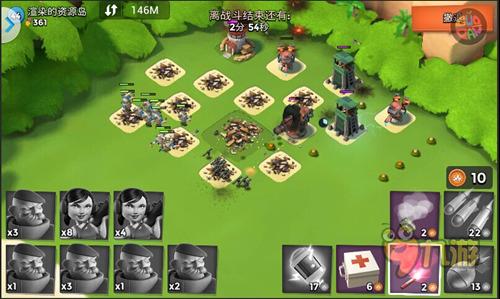 海岛奇兵野人流玩家投弹兵使用攻略