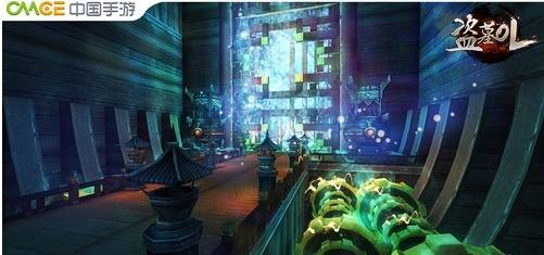 《盗墓ol-寻龙诀》中的震撼原画图片