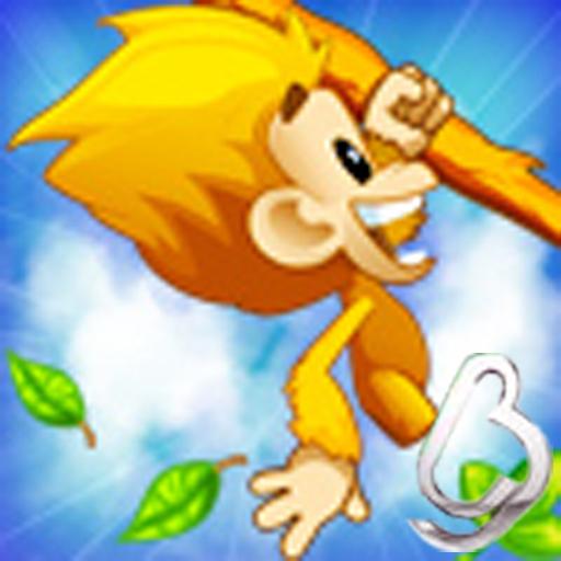 九游(9game.cn)是手机游戏下载第一门户,提供最新三巨网三巨网T2猴子香蕉下载、礼包、激活码,最好玩的猴子香蕉攻略,欢迎访问猴子香蕉论坛与玩家交流。 猴子香蕉(Benji Bananas)是一款非常可爱 的休闲游戏,操作很简单,一个手指 就能完成。按住屏幕就可以让猴子抓紧绳索, 荡高点,努力收集沿途的香蕉。  美丽可爱的游戏画面  有趣的物理游戏  多个优美景色的场景  丰富的猴子外形  琳琅满目的道具和升级选项  在Google Play首页上获多个国家首页推荐  在iTunes上获接近四十个国家