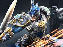 《钢铁骑士团》指尖RPG神作驾临 用双手拯救自己的未来