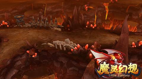 《魔灵幻想》精美游戏场景实录视频