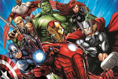 复仇者联盟:超级英雄