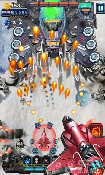 飞机大战x变形战机 电脑版下载