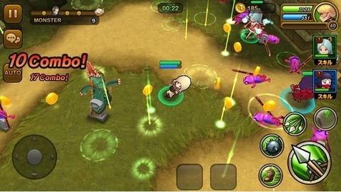 大乱斗RPG:守护者猎人截图4