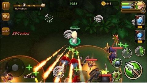 大乱斗RPG:守护者猎人截图3