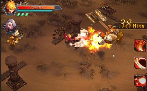 《枪刃Zero》玩家试玩视频震撼曝光