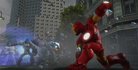 《迪斯尼无限-漫威英雄》宣传片 星爵(Star-Lord)篇-迪士尼无限漫威...图片 38964 480x245