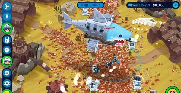 最最强塔防游戏《otttd》5月22日上架双平台