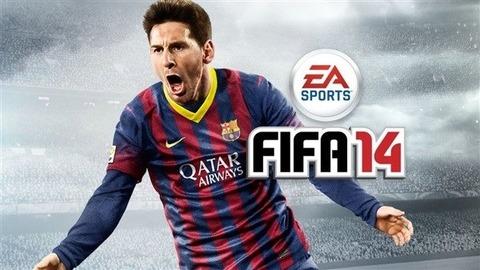 FIFA 14精美截图 FIFA 14