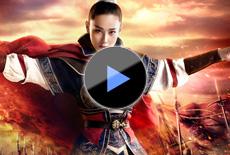 女神分飾四角 啪啪三國宣傳視頻出爐
