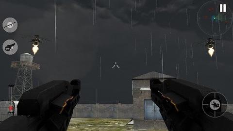 简介:《直升机战争3d gunship helicopter war》是一款防御射击游戏.