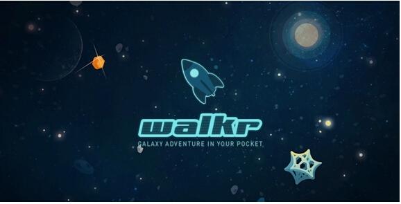 《口袋里的银河冒险 walkr》暑期档上架