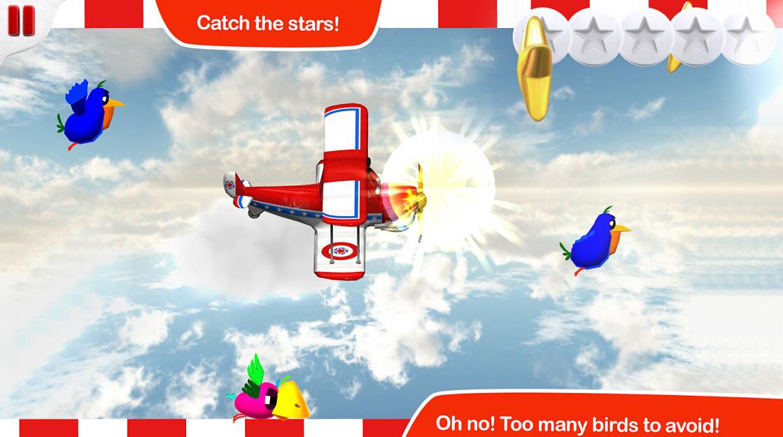 游戏飞机平面素材