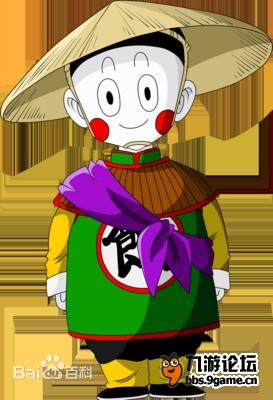 龙珠人物 饺子_七龙珠ol