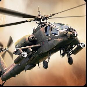 炮艇战:3d直升机(修改版)