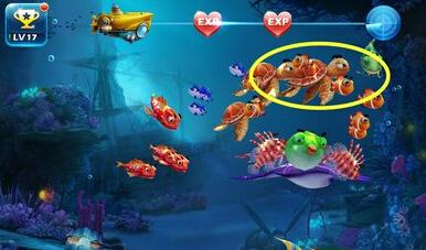 捕鱼达人3捕鱼巧计 最新疯狂捕鱼无限金币滚滚来