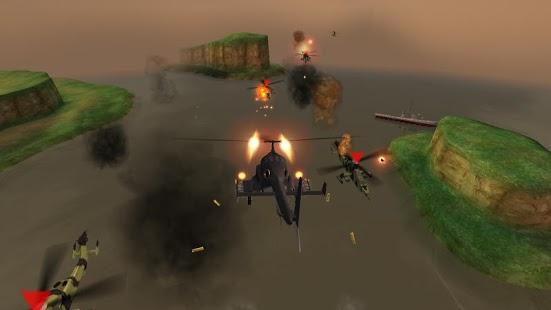 炮艇战:3d直升机(修改版)官网