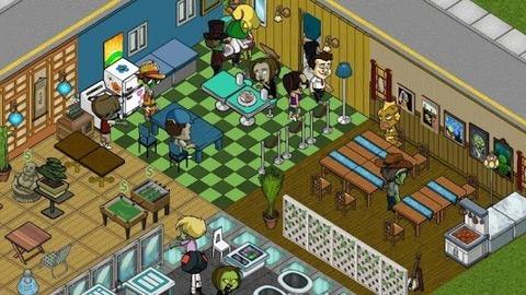 僵尸咖啡厅