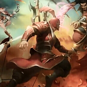 策略对战手游《主公莫慌》宣传片 九月即将公测