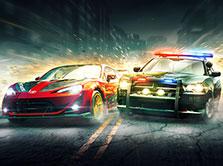 《极品飞车:无限》游戏画面曝光 为移动平台量身订造
