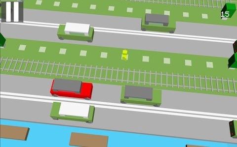 玩家要帮助各种小动物安全的穿过马路