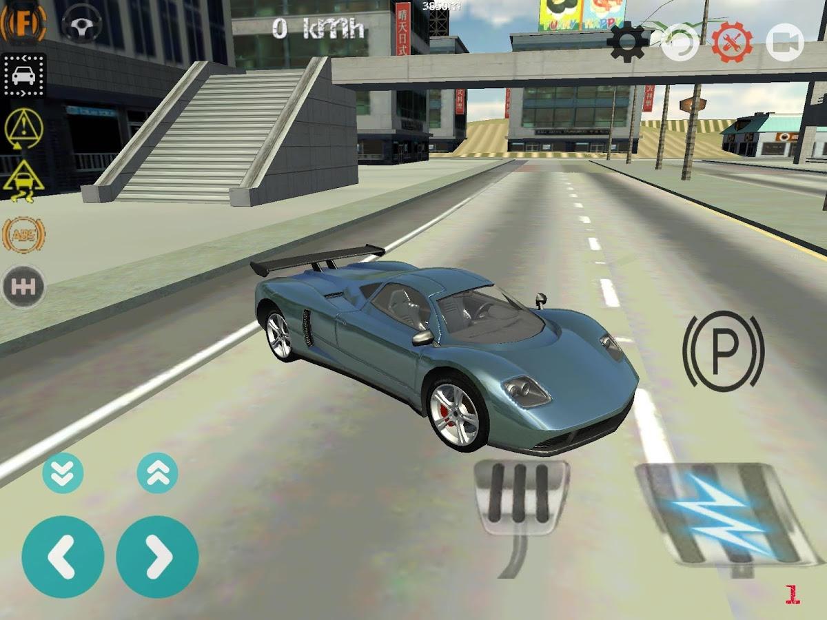 汽车漂移3D模拟器好玩吗?汽车漂移3D模拟器游戏介绍
