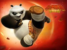 IP衍生极致《功夫熊猫》解读电影般游戏场景