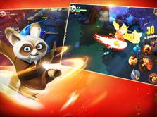 《功夫熊猫》创新易武玩法打造极限连招